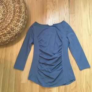 Sundance Princess Ruched Blouse